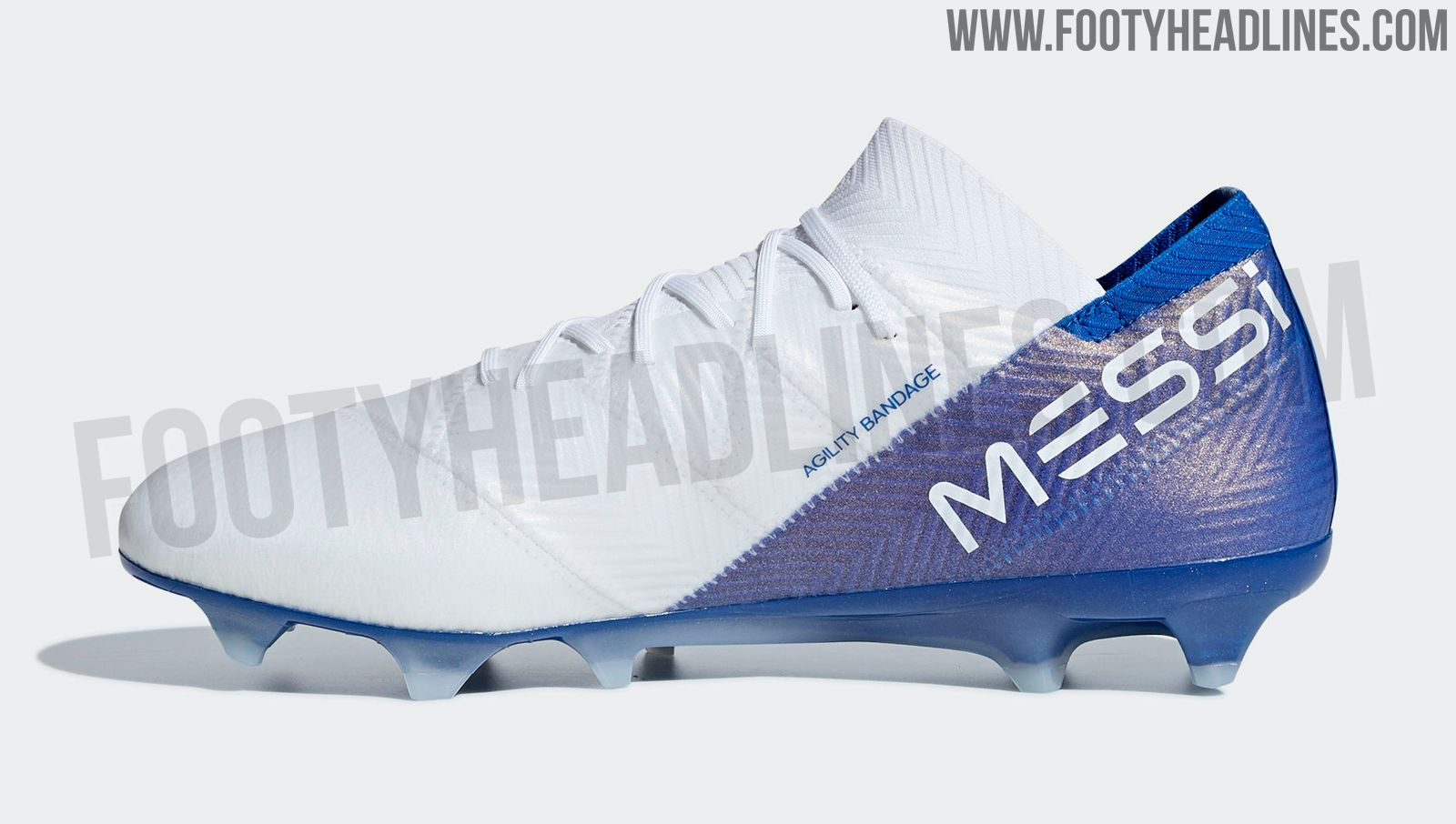 cf0caf0c6a5e14 Adidas Nemeziz Messi  Team Mode  2018 Boots Leaked - Footy Headlines