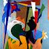 Georges TROUBAT, Peintre, artiste des Journées Portes Ouvertes des Artistes du 16e - Seiziem'Art / 11-12-13 octobre 2019