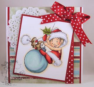 Little Elf Finn Card Kit