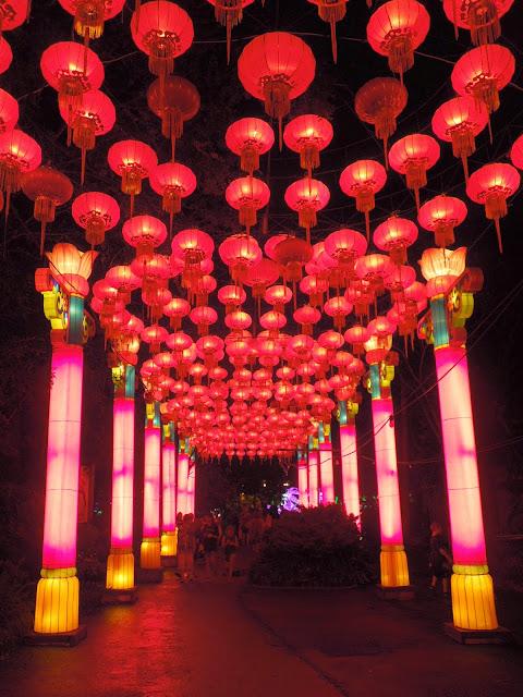 Lantern Corridor