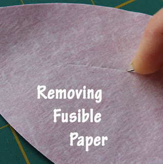 Remove-Fusible-Paper-Quilt-Tutorial