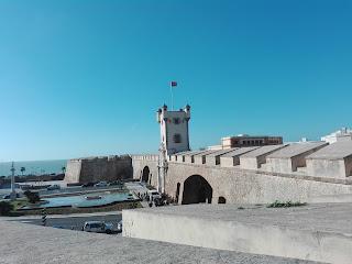 murallas de Cadiz