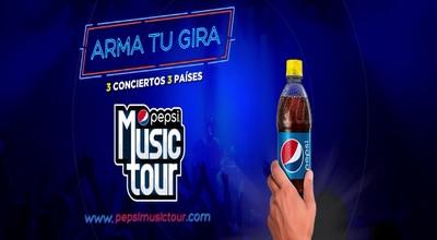 [Promo] Pepsi Music Tour - PepsiCo