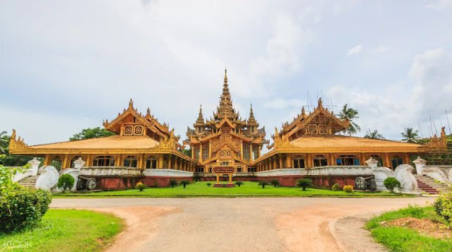 Yangon Travel Blogs Guide Myanmar Tourist Spots