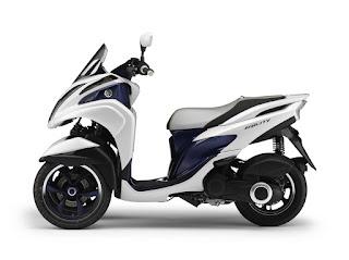 Yamaha-Luncurkan-Motor-Roda-3-Yamaha-Tricity-155