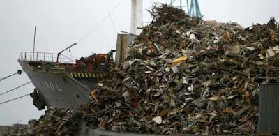 واردات الصين من الزبالة تكلف بريطانيا نصف مليار إسترليني