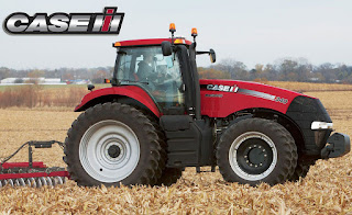 Case IH Magnum 340 Row Crop Tractor