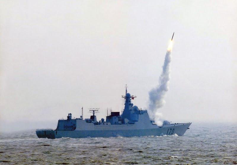 Kapal Pemusnah type 052c