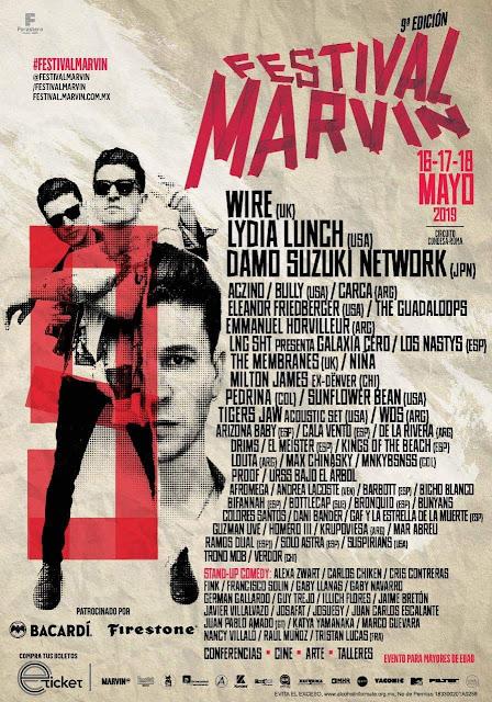 Festival Marvin 2019