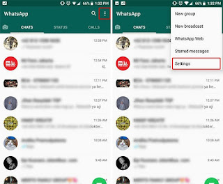 Cara Backup dan Restore Chat WhatsApp via Google Drive