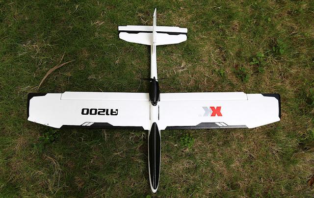 Xk A1200A FPV Plane