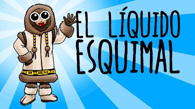 liquido, esquimal, experimento, agua, alcohol