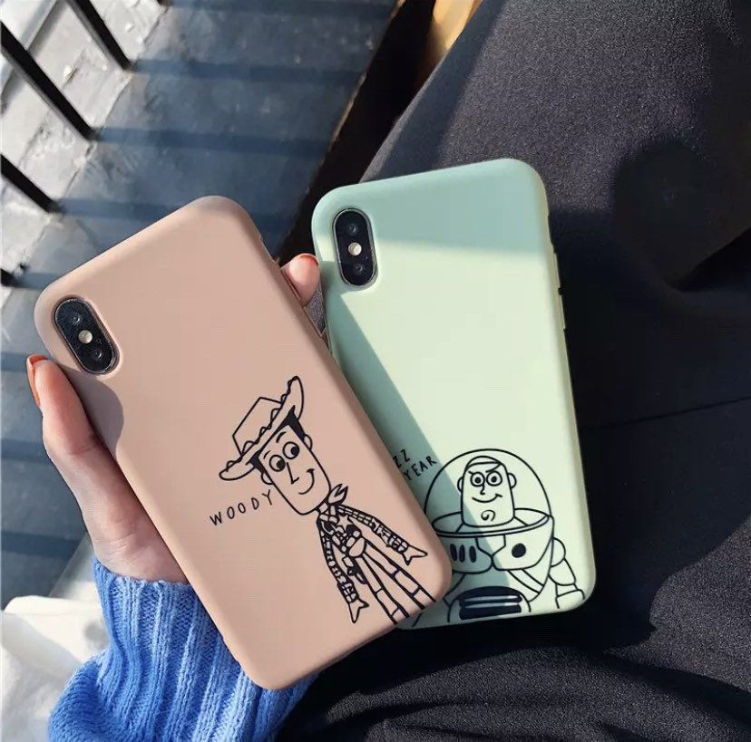 Cartoon Iphone Cases