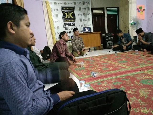 Bahas Isu KeIslaman, PKS Medan Perjuangan Adakan Diskusi