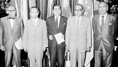 Pendiri ASEAN - berbagaireviews.com