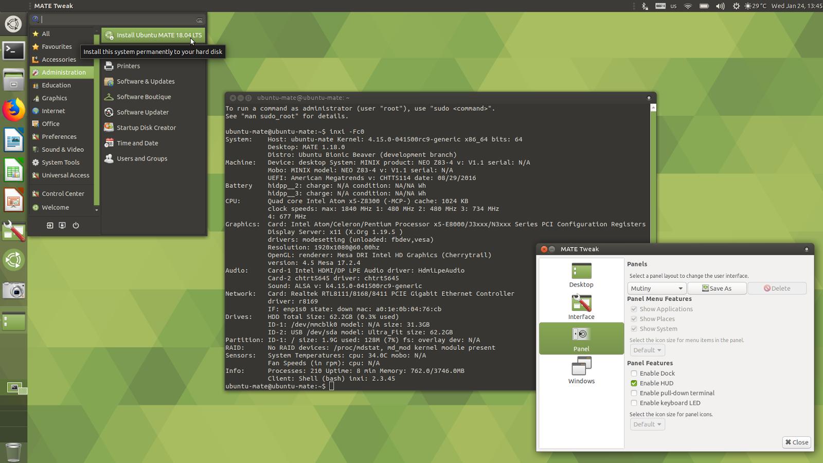linuxium com au: First look at Ubuntu 18 04 or Bionic