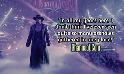 WWE Wrestlers In Hindi
