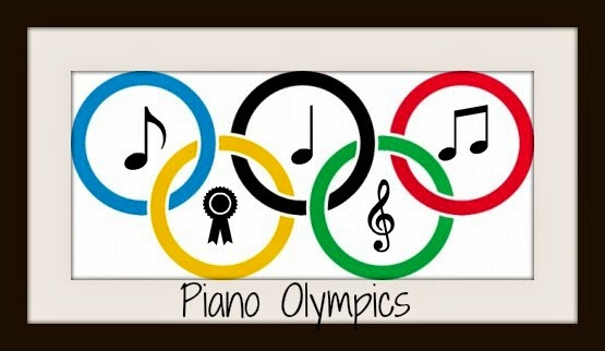 Piano Olympics Practice Incentive