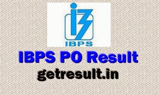 IBPS PO Result 2014