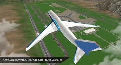 Pesawat Landing Game 2017
