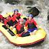 Objek Wisata Rafting di Kaliwatu