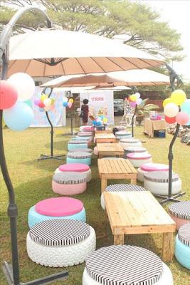 Outdoor Home Party Ideas 7