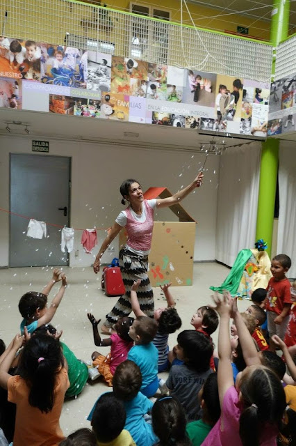 teatro para bebés, escuela infantil , teatro infantil