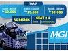 Jadwal dan Harga Tiket Bus MGI Rute Garut - Bogor