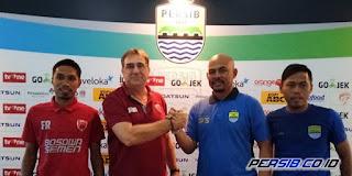 Asisten Pelatih Ungkap Kunci Kemenangan Persib atas PSM Makassar