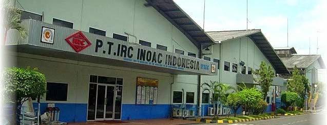Lowongan Kerja Terbaru PT IRC Inoac Indonesia TBK