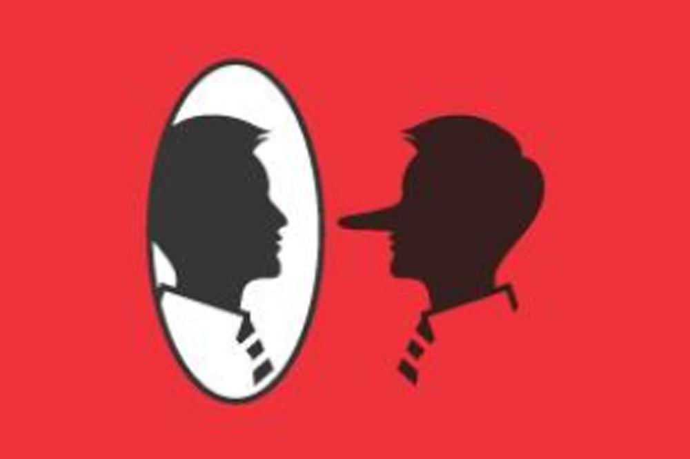 Umawiać się z kłamcami