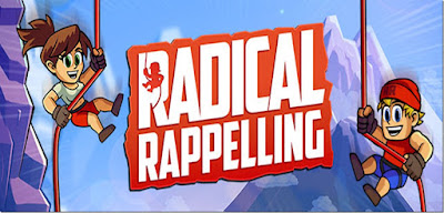 Download Free Game Radical Rappelling (All Versions) Unlimited Coins,Gems 100% Working and Tested for IOS and Android
