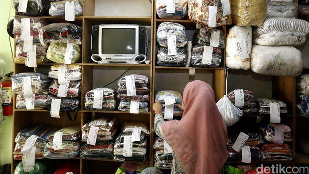 Kisah Pilu Linda yang Ditahan Hanya Karena Baju Laundryan