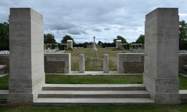 Entrada del cementiri