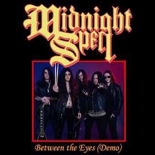 "Το demo των Midnight Spell ""Between the Eyes"""