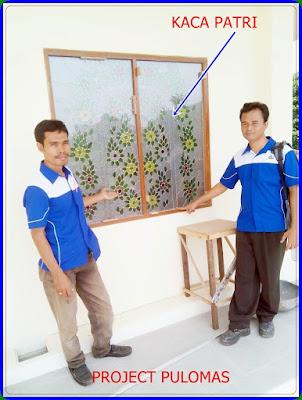 Proyek Kaca Patri Pulomas Djakarta Truss