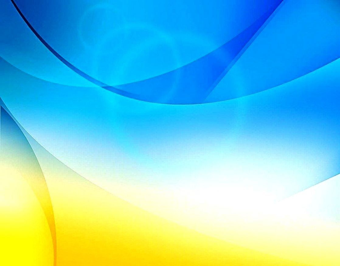 Blue Yellow Abstract Wallpapers Hd Important Wallpapers