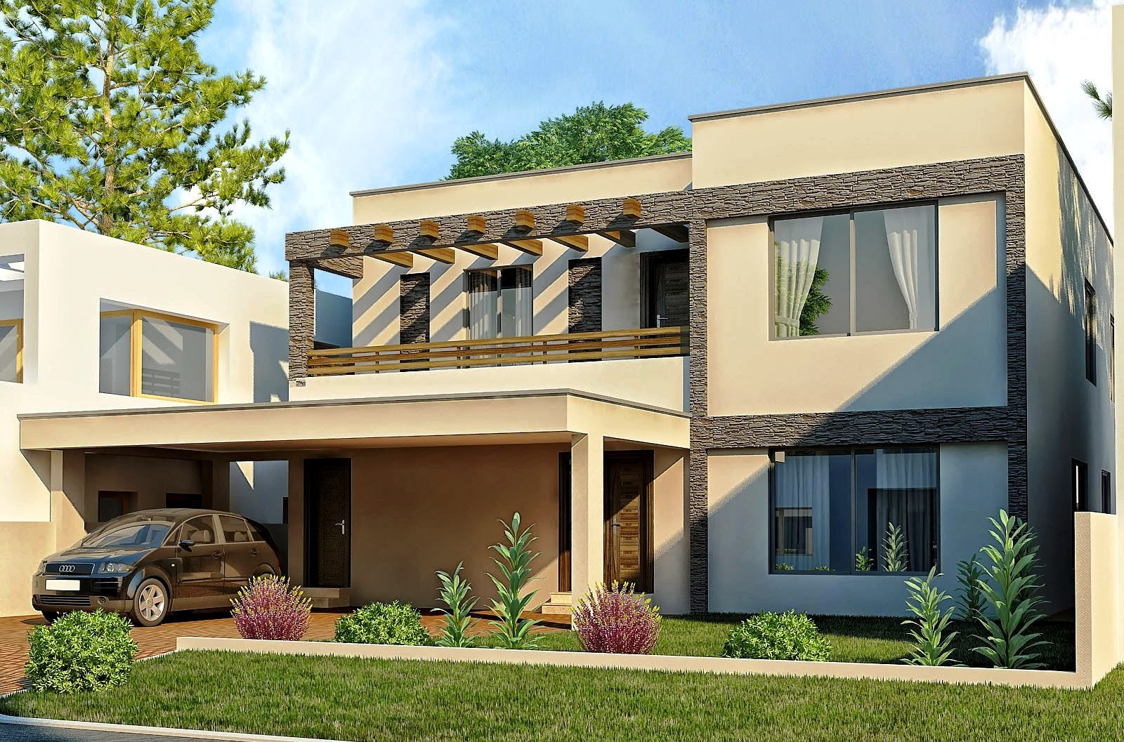#8 Exterior Home House Plans | Home Design HD Wallpapers