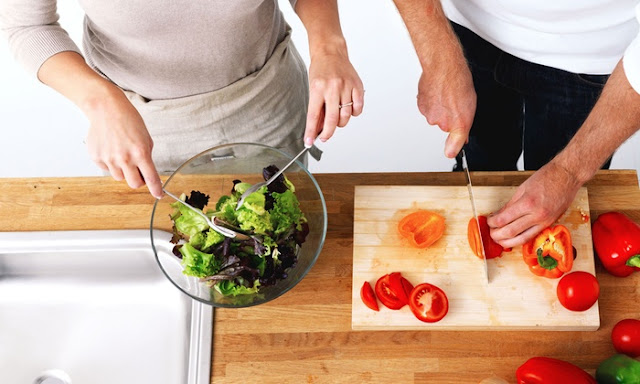 Fort Lauderdale Personal Chef - Date Night Cooking Class