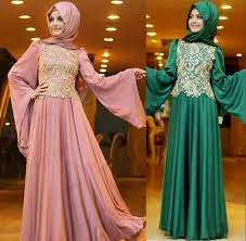 party dress design with hijab