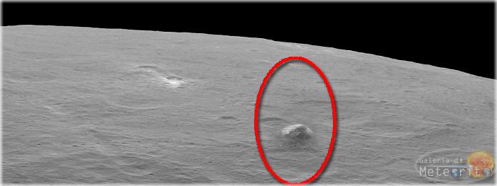 Pirâmide no planeta anão Ceres