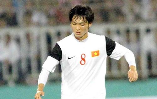 Cầu thủ Tuấn Anh sẽ sớm bình phục và trở lại thi đấu.