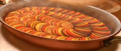 """Ratatuille - el fancine - el gastrónomo - el troblogdita - ÁlvaroGP - Receta de Ratatouille inspirada en la película homónima """"Ratatouille"""""""