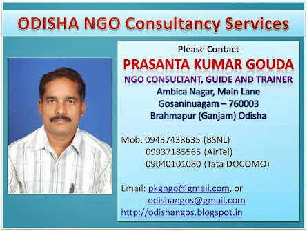 Welcome to Odisha NGO Consultancy Services