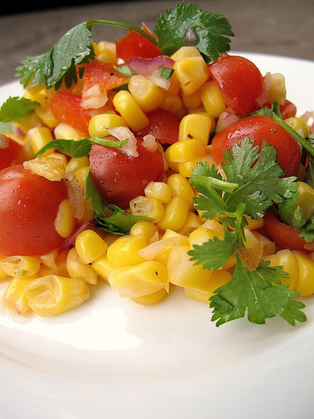 The Most Delicious Corn Salad Recipe