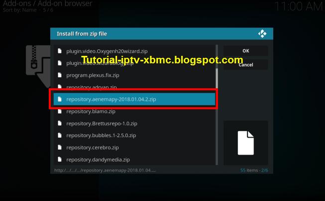 Aptoide For Kodi Addon Aenemapy Repo - New Kodi Addons