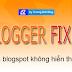Sửa lỗi ảnh blogspot không hiển thị do bị VNPT chặn
