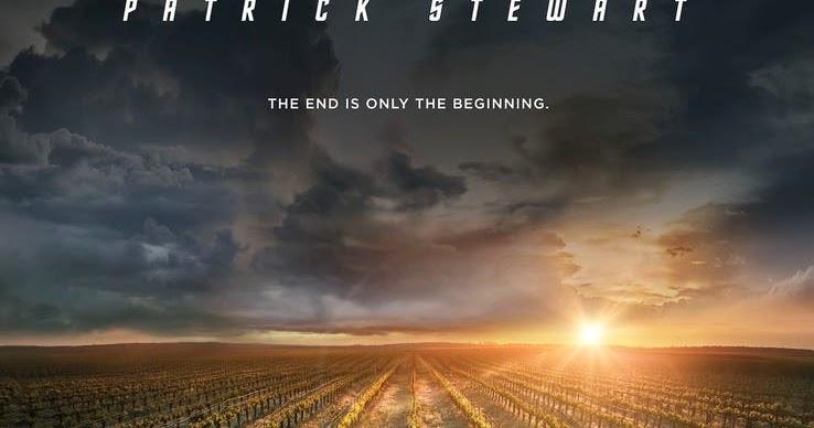 Trailers: Star Trek: Picard Teaser Released