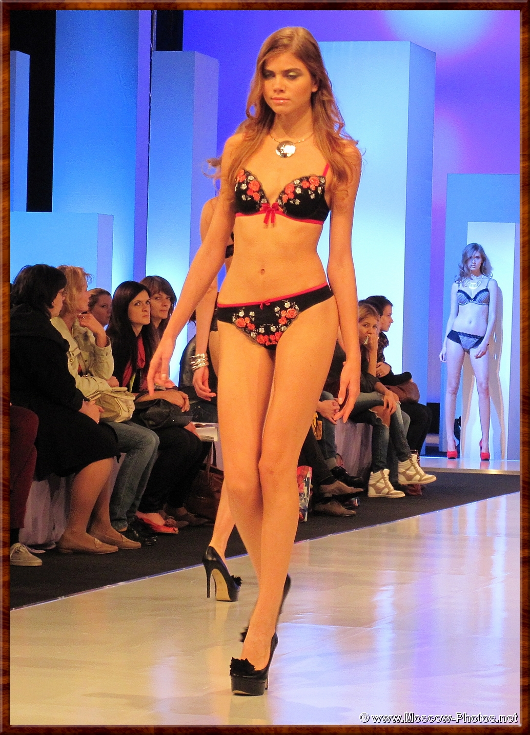 Promise Lingerie Collection at CPM Moscow