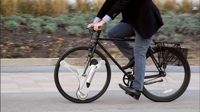 GeoOrbital Wheel, Wheel transform our traditional offering electric bike